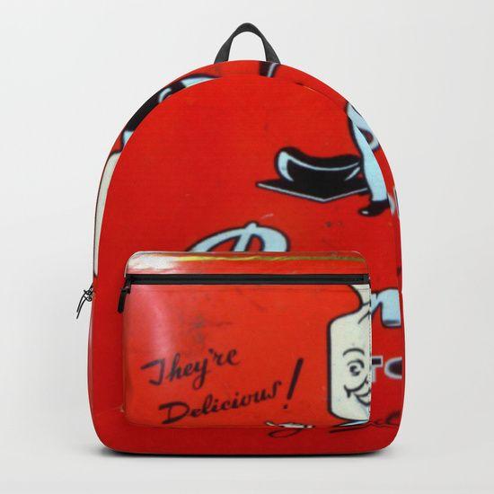 """Something Good from England"" Backpacks"