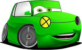 autíčko kreslené - Hledat Googlem