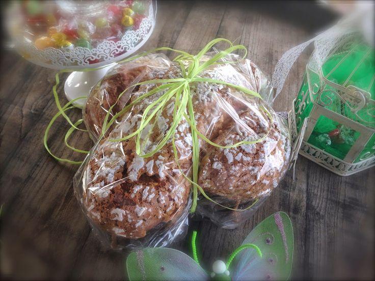 Sweet Fireblue: ☆★La golosa Colomba di Pasqua con pasta madre★☆ (Istruzioni per l'uso)