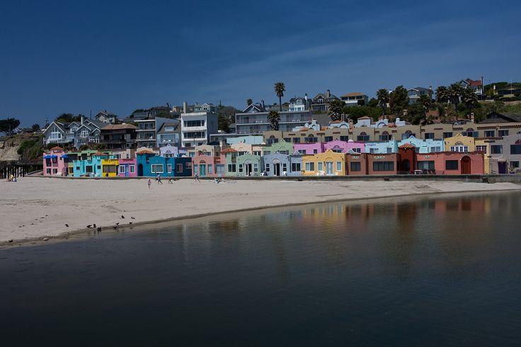 Santa Cruz Labor Day Activities Capitola California And Beach