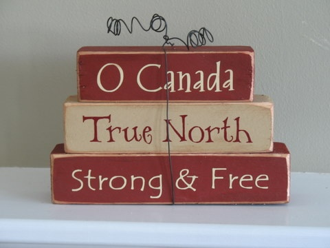 O Canada - My Home and Native Land