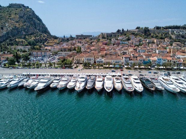 Το 4ο Mediterranean Yacht Show ολοκληρώθηκε με επιτυχία για άλλη μια χρονιά!
