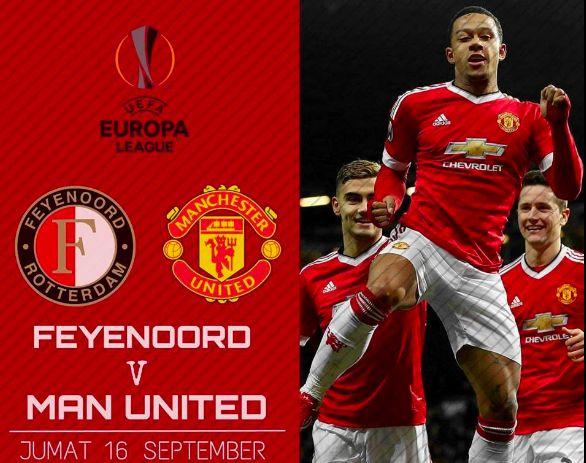 Live Streaming Manchester United Vs Feyenoord Jadwal MU Vs Feyenoord Europa…