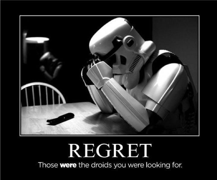 Those WERE the droids you were looking for.: Mind Tricks, Laughing, Books Jackets, Storms Troopers, Stars War, Stormtroopers, Funny Stuff, Humor, Starwars