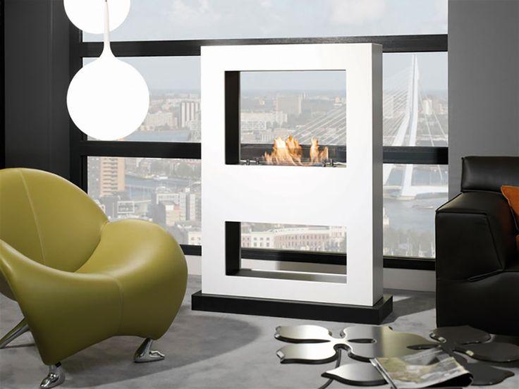 Die besten 25+ Bioethanol kamin Ideen auf Pinterest Esszimmer - wohnwand mit kamin