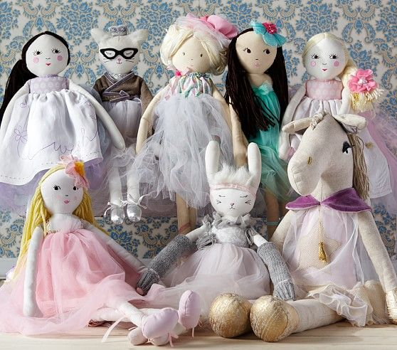 The most beautiful Designer Doll Collection you ever did see!