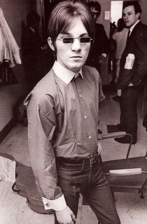 Steve Marriott (Small Faces, Humble Pie), 1966