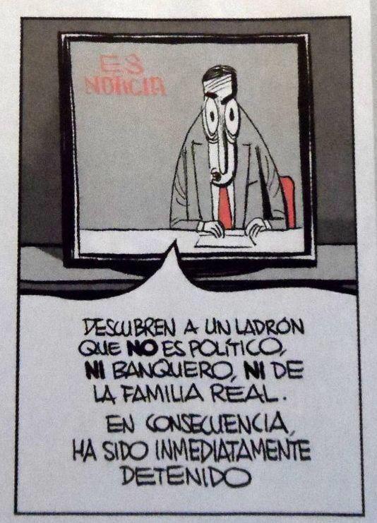 Ladrones... que sí se detienen,... #€$pañaESTRAPERLISTA ...políticos NO gracias