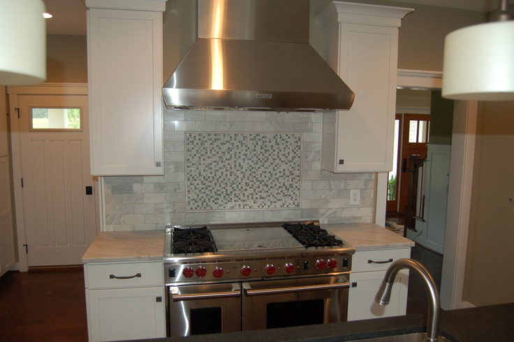48 Quot Wolf Range With Double Griddle And Hood And Custom