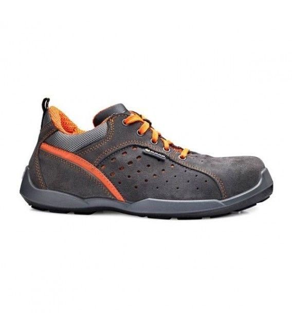 Raving zapato de seguridad Racy S3, color Gris, talla 48