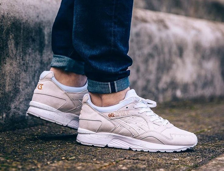 Asics Rose Gold Gel Lyte V