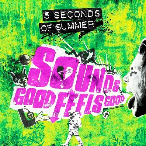 Sounds Good Feels Good || Ashton