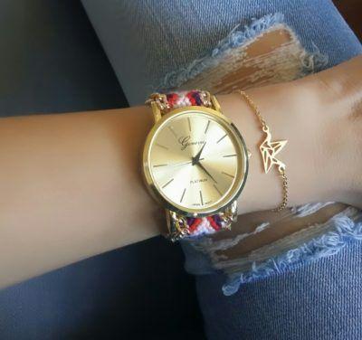 Populaire Les 25 meilleures idées de la catégorie Montre bracelet bresilien  XH09