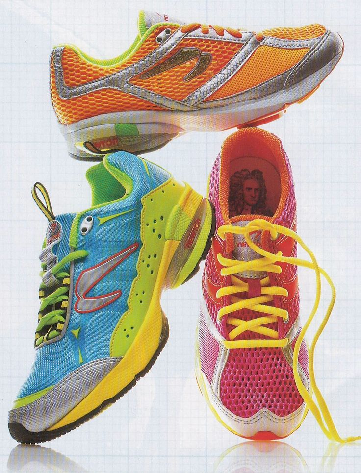 Newton Running shoes: trail, trainers, racers
