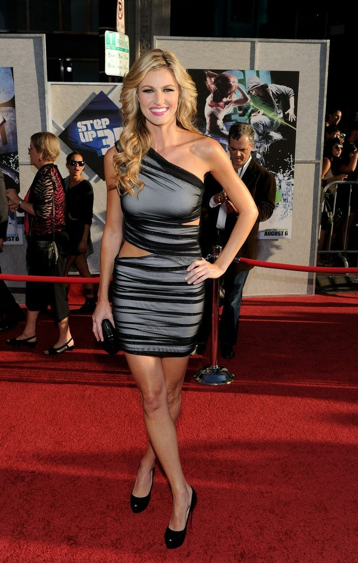 24 Best Images About Erin Andrews On Pinterest  Miami, Red Carpets And Red Bikini-2368