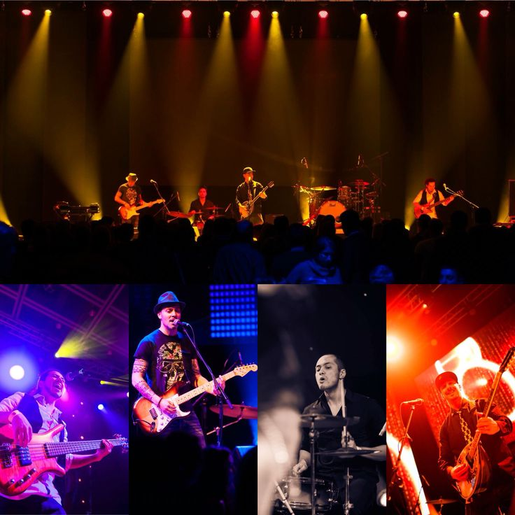 Mr. Loco - live band