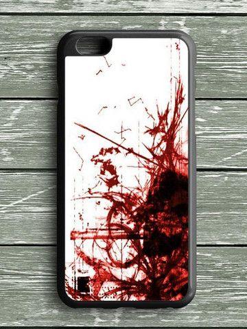 Bloody Splash iPhone 6S Plus Case