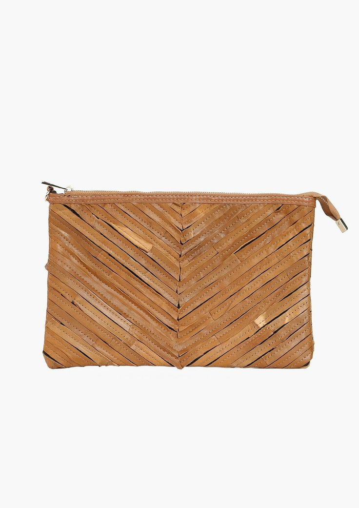 Statement Clutch - Geo Clutch by VIDA VIDA zEh5Fz