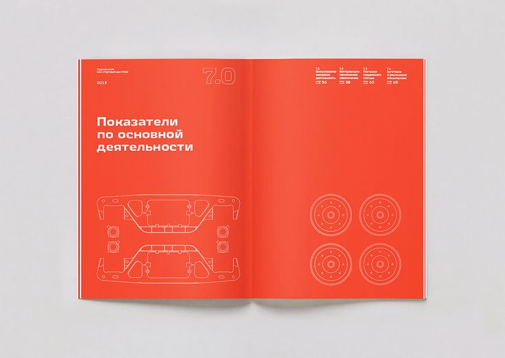 """""""TD RZD"""" Annual report"""