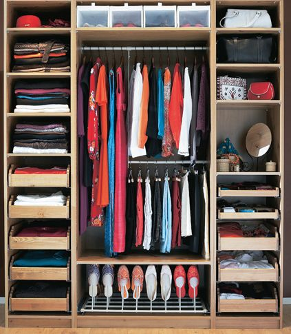 wardrobe designs for bedroom from inside - Google Search                                                                                                                                                                                 More