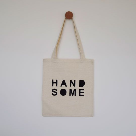 Made By Mee + Co | Handsome Tote
