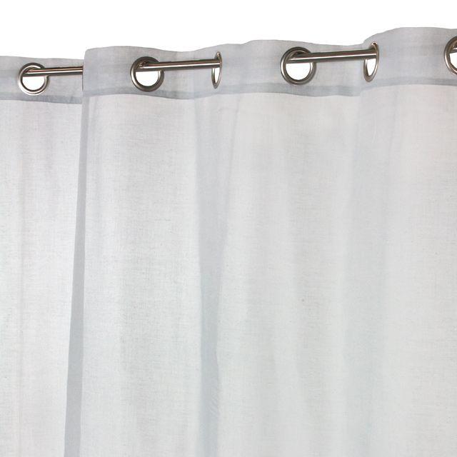 Les 25 meilleures id es concernant voilage gris sur pinterest voilage blanc rideau blanc et - Rideaux imprimes scandinaves ...
