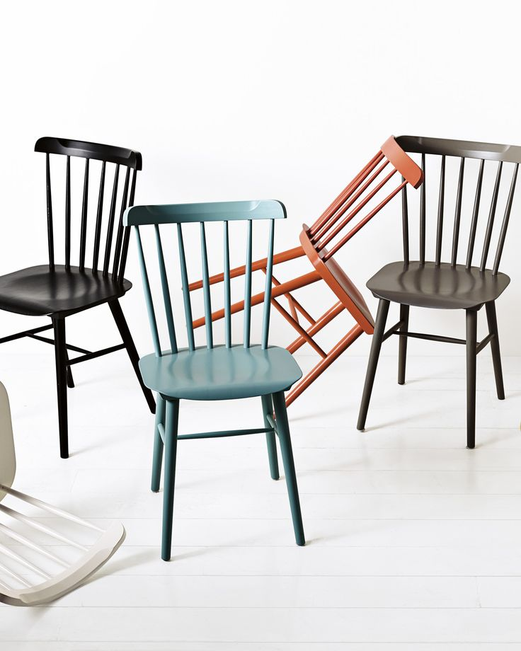Great Colors, Solid Wood, Well Priced If Well Made: Serena U0026 Lily Colorful Tucker  Chairs