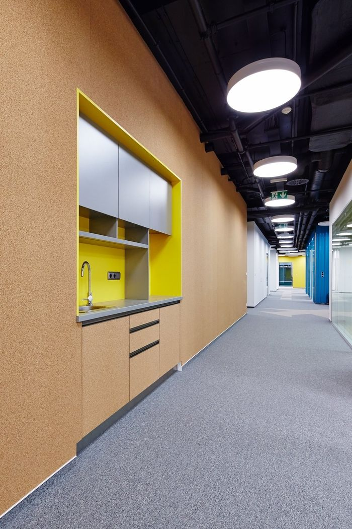 Kiwi Offices Brno Interior Design