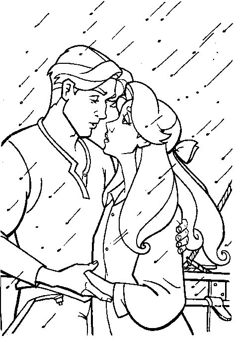 romantic coloring pages - photo #11