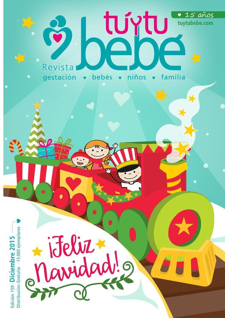 Revista Túytubebé (Diciembre-2015) Disfrútala