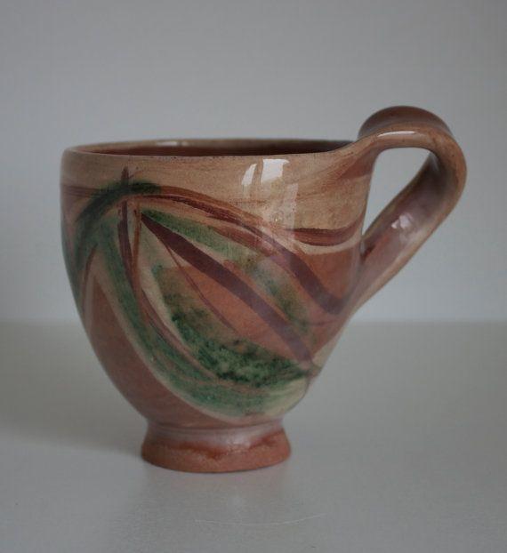 Lilian's Collection Handmade  Pottery Mug Ceramic Mug by ChezGalip