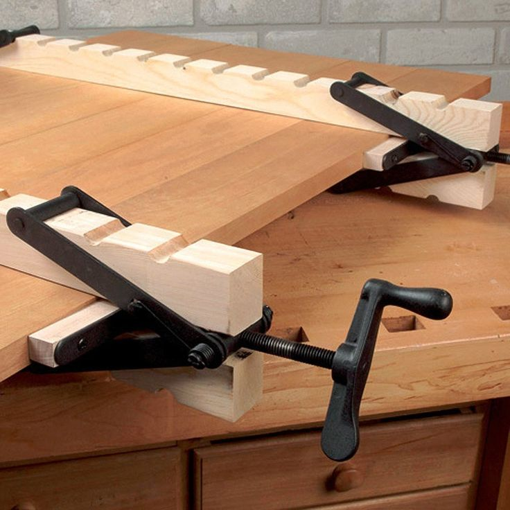 clamp Wood dual