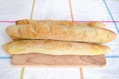 Baguette, scopri la ricetta: http://www.misya.info/ricetta/baguette.htm