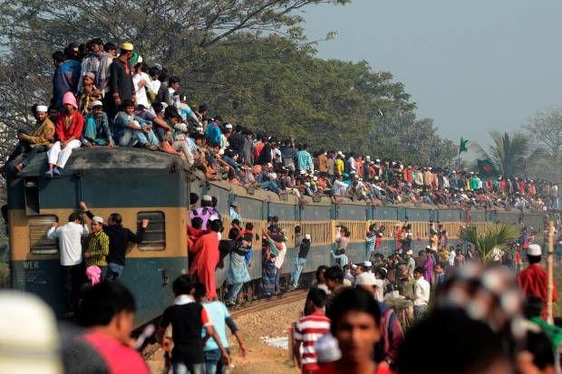Pertemuan Islam Terbesar Kedua di Dunia di Bangladesh