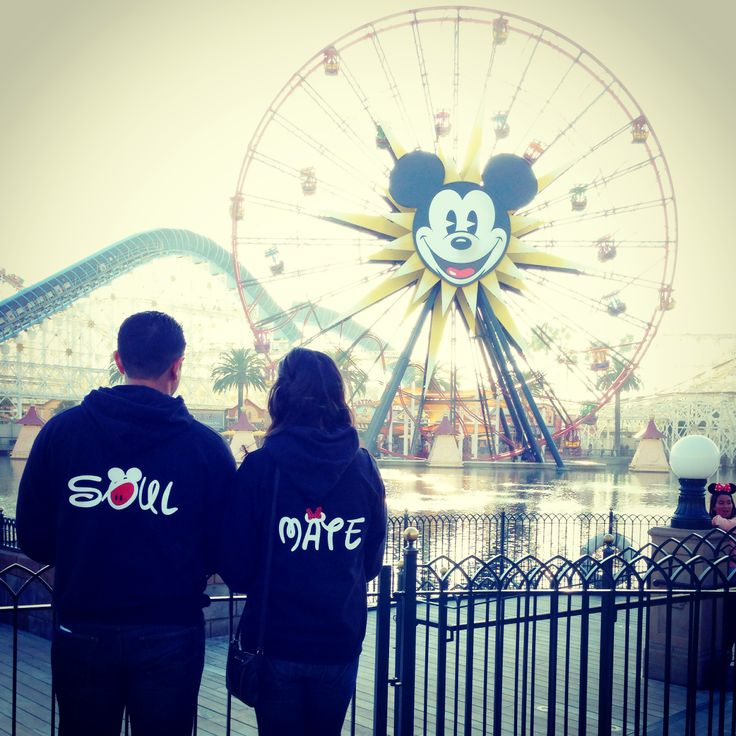 Disneyland Couples Disneyland Matching Outfit