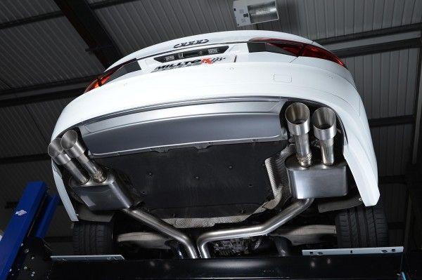 Milltek Sport Releases Performance Exhaust for Audi S8 4.0 TFSI - Fourtitude.com
