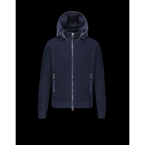 2016 Moncler Cardigan Winterjassen Heren Outlet