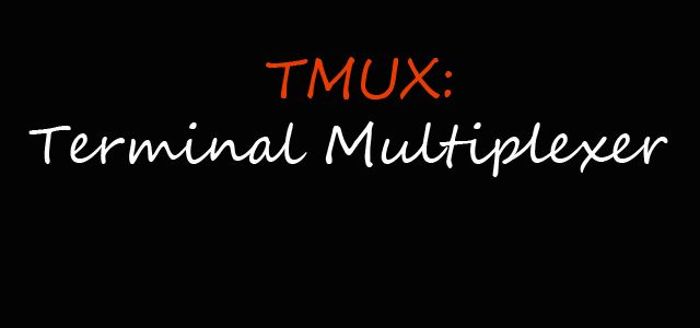 How To Use tmux In Linux