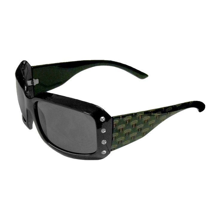 Aminco International Baylor Bears Ncaa Women's Designer Bling Sunglasses