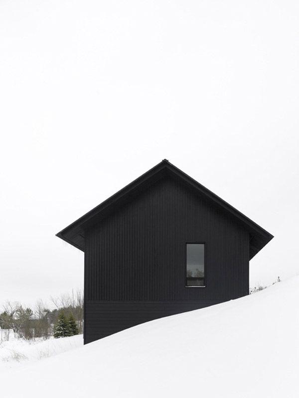 Atelier Kastelic Buffey Ski Chalet