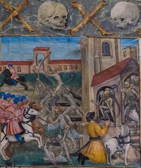 Herzog August Bibliothek Wolfenbüttel, Cod. Guelf. A Aug. 2°, detail of f.347. Septem missae solemnes cum notis musicis 1519/1520.