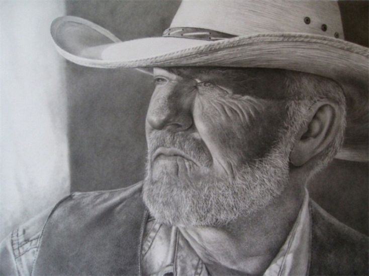 my graphite drawing