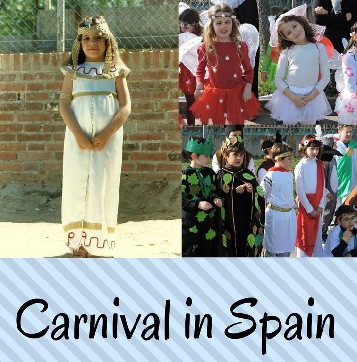 Carnival in Spain - How it's Celebrated #MKBKids