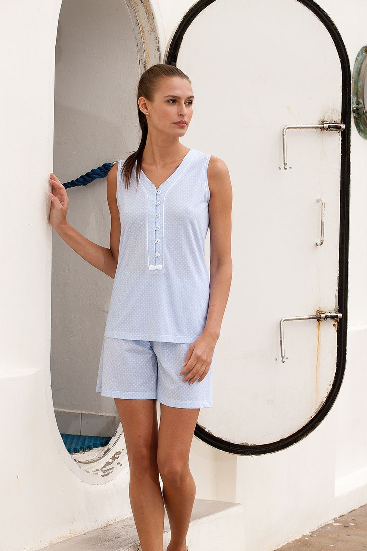 let's talk to the wind #egatex #summer #sleepwear