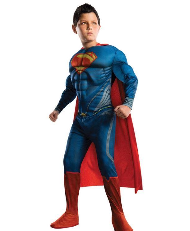 Kinder kostuum Superman