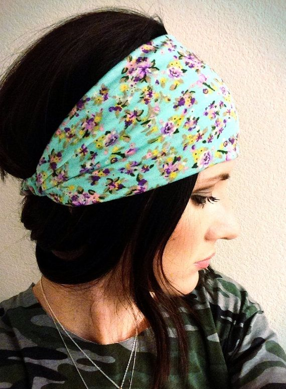 I just bought some wraps from this Etsy store, Head Wraps, love them!