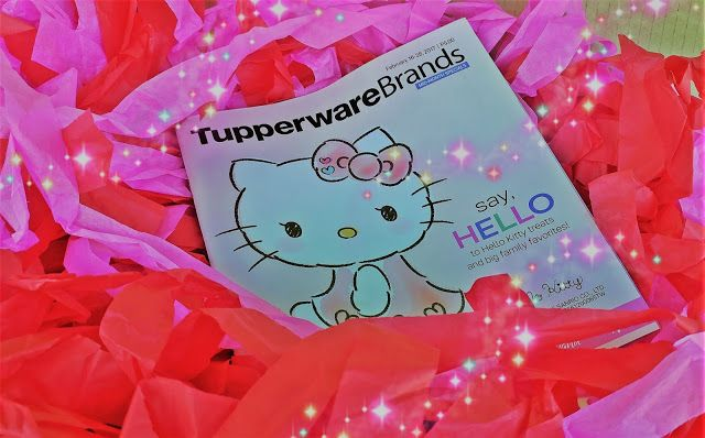 Hello Kitty and Tupperware Brands bring delight to hearts of all ages