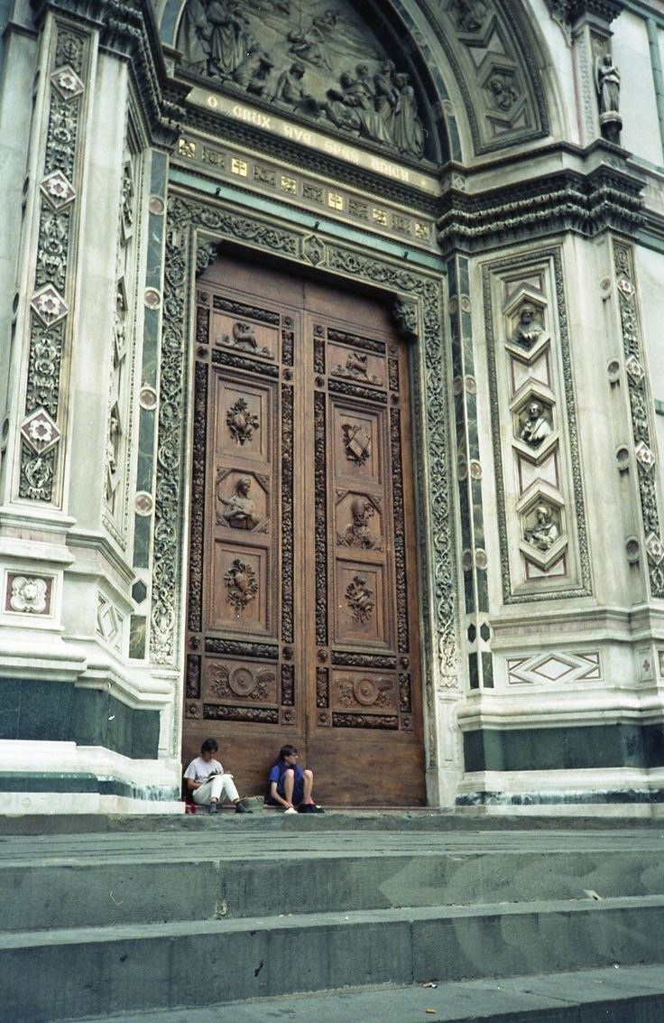 Firenze - from colour negative