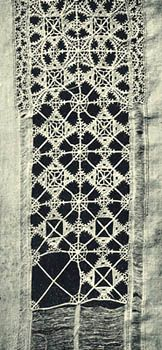 Antique Needle Lace: Needlepoint Lace Structures