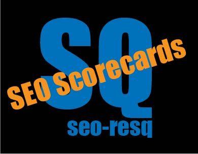 SEO Scorecards von seo-resq.